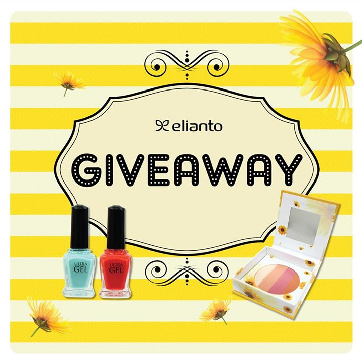 Win elianto Tangerine Love Blush