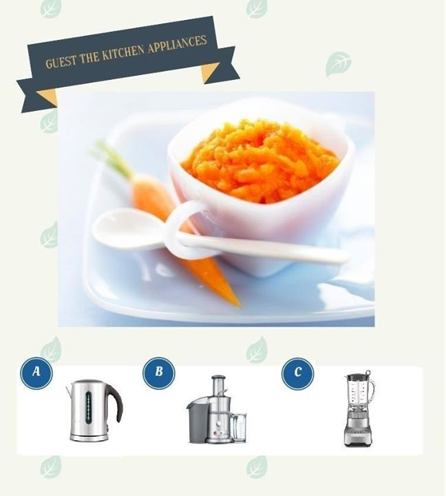 Know Your Kitchen Appliances Trivia at Harvey Norman Malaysia