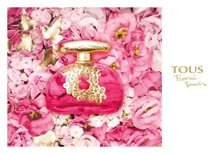 NEW EXCLUSIVE & GIVEAWAY TOUS FLORAL TOUCH @ SASA Singapore