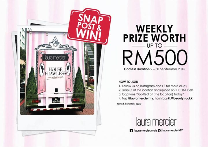 Snap, Post, and Win a weekly prizes worth RM500 at Empire Shopping Gallery Malaysia
