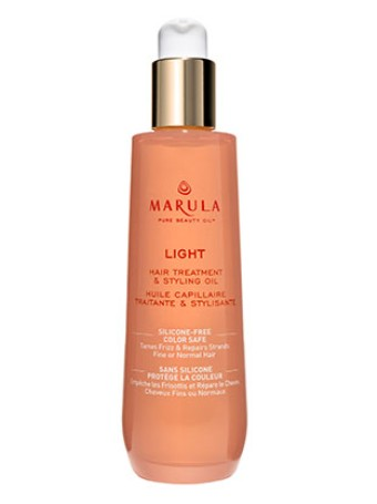 WIN Score Marula Light Hair Treatment and Styling Oil at Allure USA