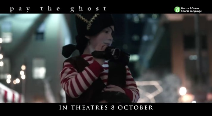 Win PAY THE GHOST (PG13) premiere tickets at Shaw Theatres Singapore