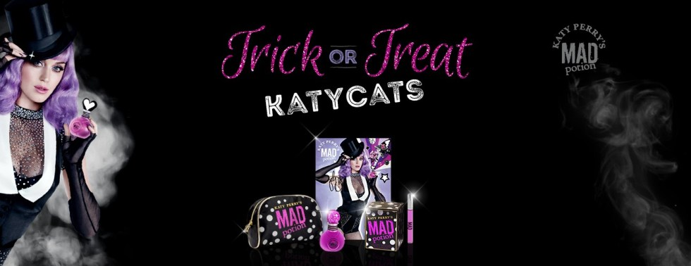 Enter for your chance to win a sample of Katy Perry's Mad Potion