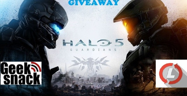 Halo 5 Guardians giveaway – Geek Snack