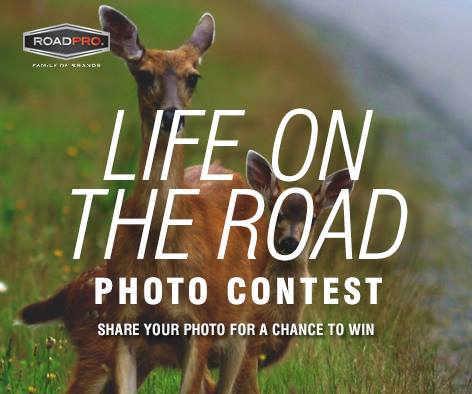 Life on The Road Photo Contest at RoadPro Family of Brands