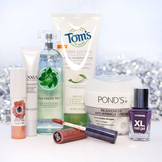 Total Beauty GIVEAWAY Covergirl, Pond's and more