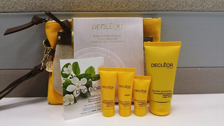 WIN Decleor Gift Pack at Singapore Beauty Fashion