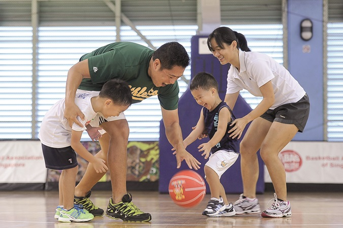 FREE ActiveSG $100- Live better through sport with ActiveSG