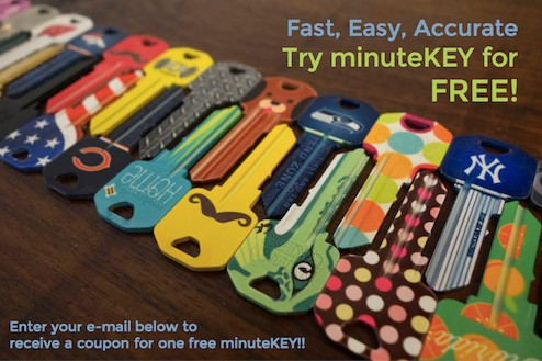 Try MinuteKEY for FREE!