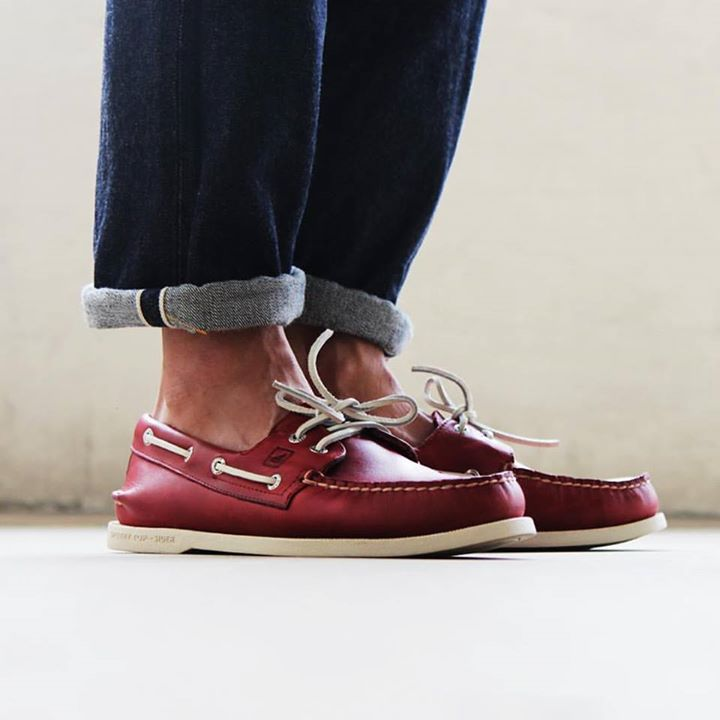 WIN a pair of Sperry shoes at Nylon Singapore