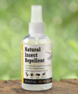 FREE Natural Insect Repellent Sample Request Form