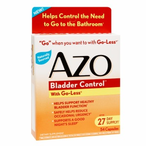 FREE package of AZO Bladder Control®