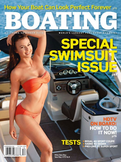 Free Boating Magazine at Mercury Magazines