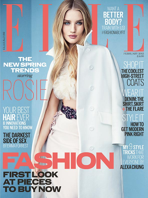 Get ELLE Magazine for FREE!