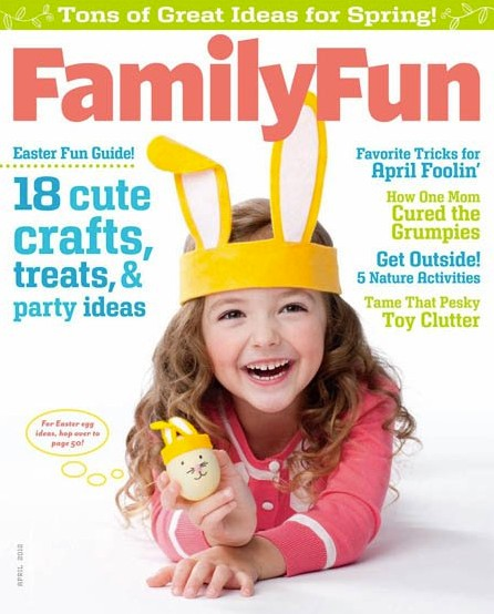 Get FamilyFun Magazine for FREE!