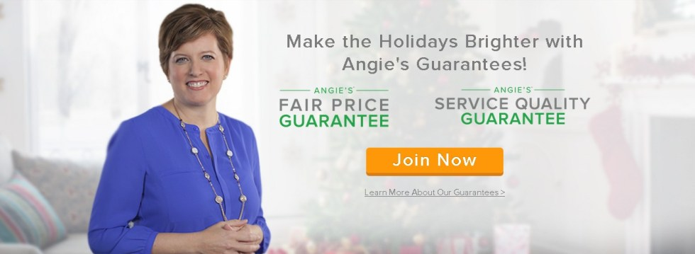 Get a 1 year Angie's List membership, compliments of Allstate