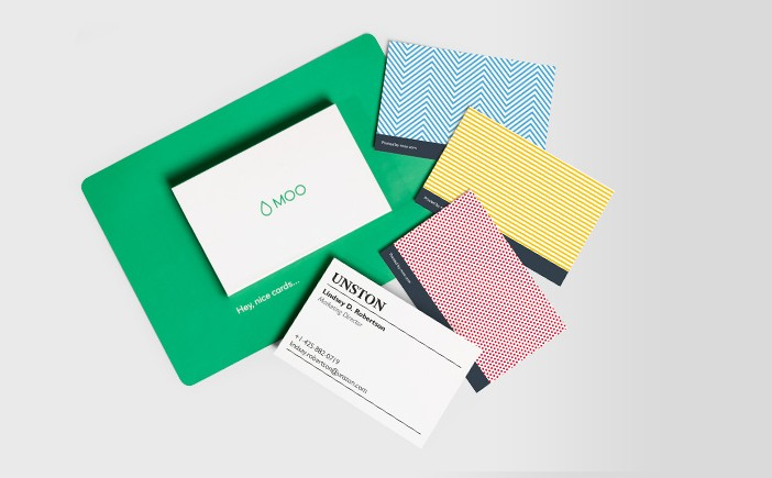 Go on, give Moo Business Cards a try!