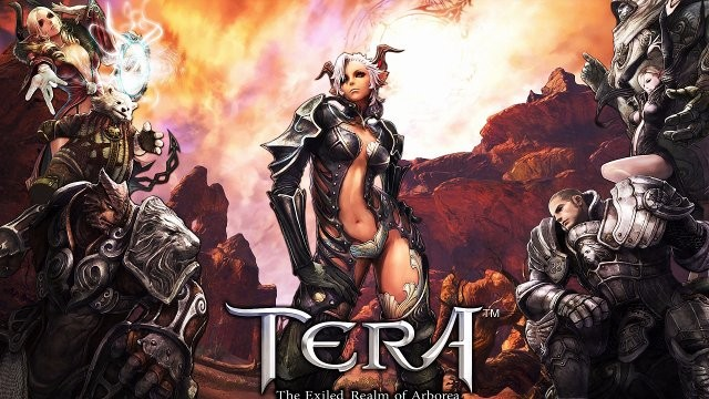 TERA Red Metal Powerfist Code Giveaway @ Gamespot