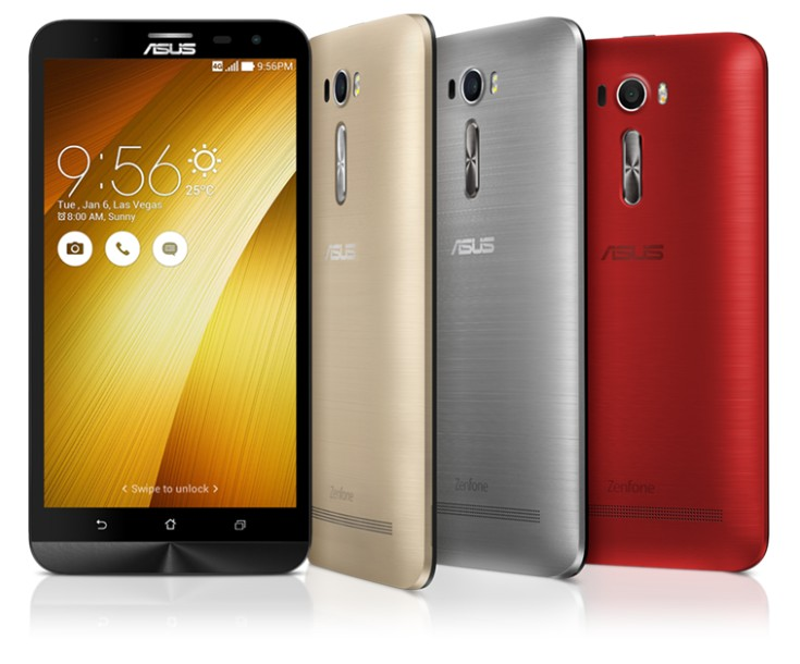 WIN ZenFone 2 Laser at JUICE Singapore