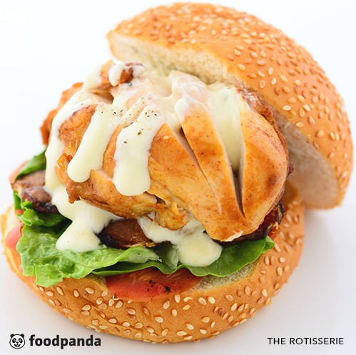 WIN a sumptuous meal from The Rotisserie at Foodpanda Singapore