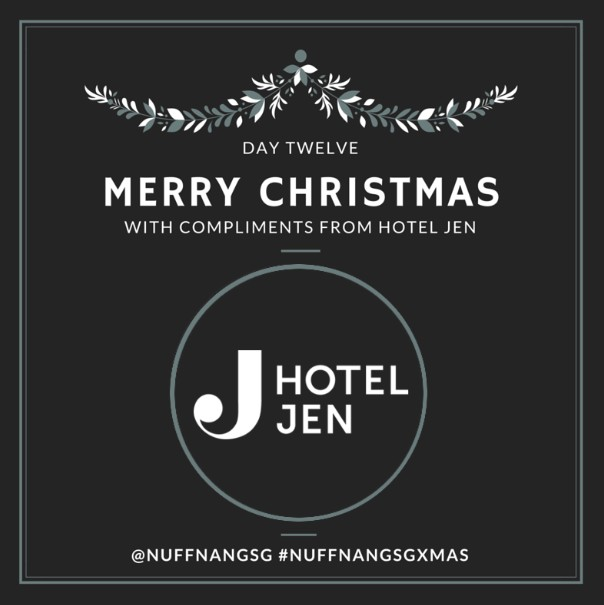 Win one night weekend stay at Hotel Jen Tanglin Singapore