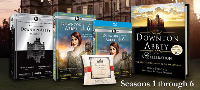 2016 Downton Abbey Sweepstakes