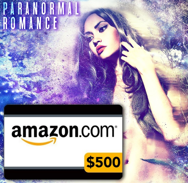 $500 Paranormal Romance Fan Giveaway!