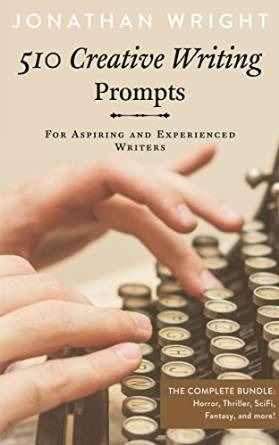 FREE  510 Creative Writing Prompts For Aspiring and Experienced Writers (Bundle) Kindle Edition at Amazon