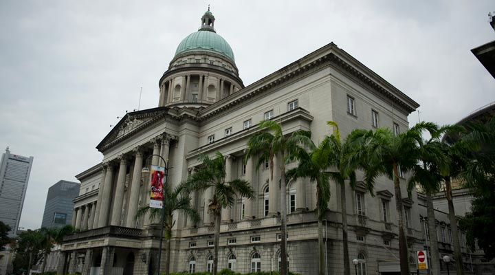 Free Singapore Heritage Tour