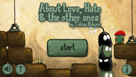 Free iOS Game About Love, Hate and the other ones