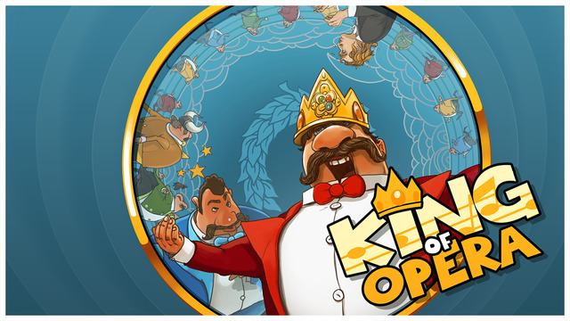 Free iOS Game King of Opera - Multiplayer Party Game! By Tuokio Inc.