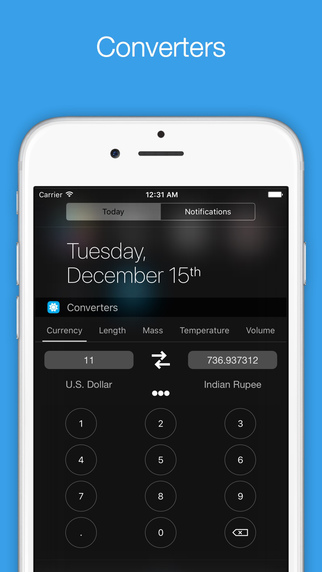Free iOS Orby Widgets - To Make Notification Center Even More Useful