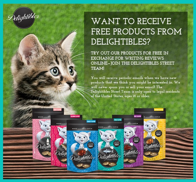 Free products from Delightibles