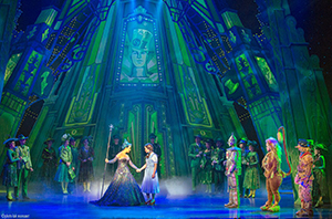 IBJ Ticket giveaway 'The Wizard of Oz'