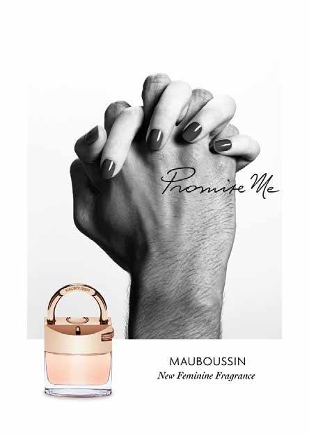 Like, Share & Stand a chance to win Mauboussin Promise Me at SASA Singapore