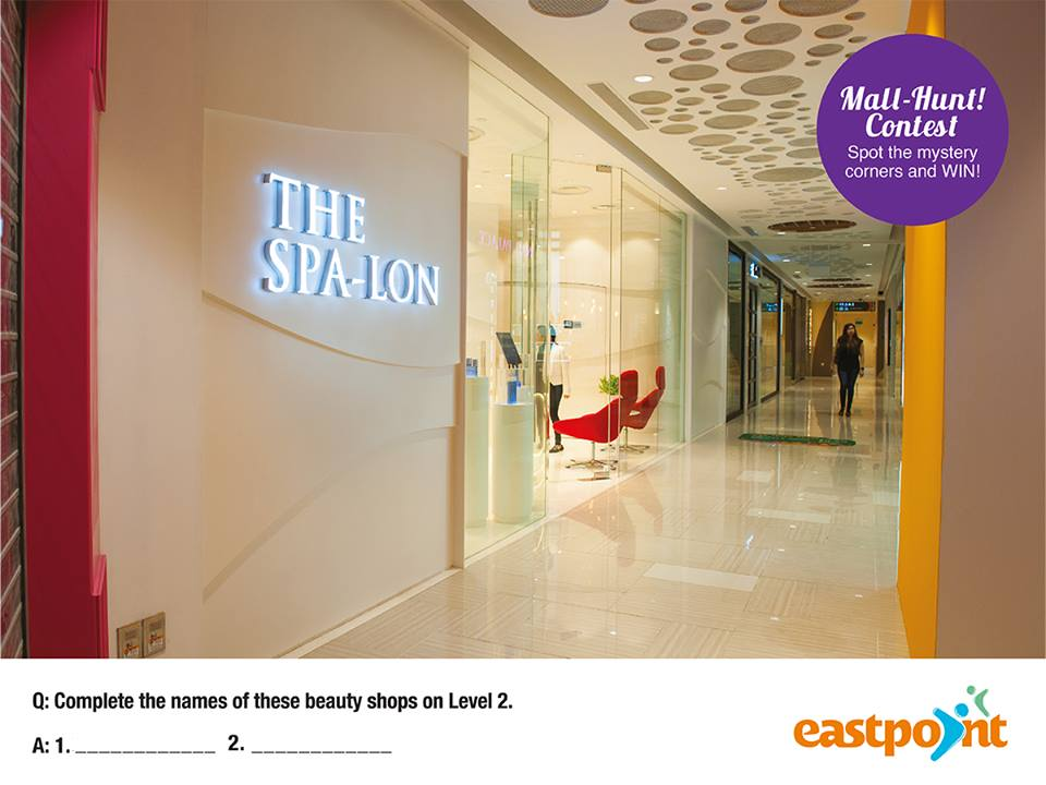 Mall-Hunt in Week 3 at Eastpoint Mall