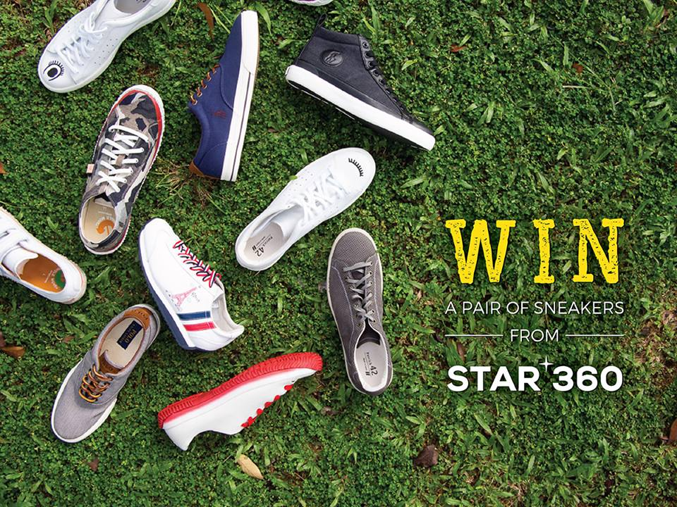 STARTHREESIXTY Giveaway Patrick, Spingle or Polo Ralph Lauren