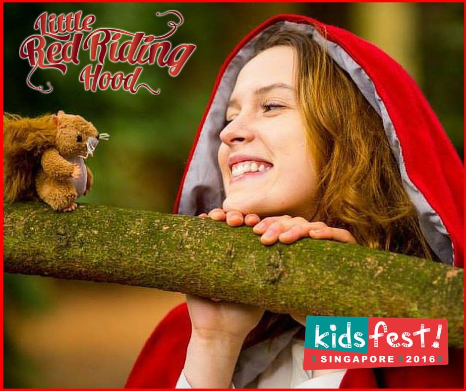Simply LIKE and SHARE this post to win 4 x tickets to THE LITTLE RED RIDING HOOD