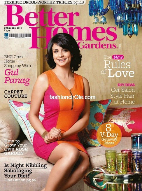 FREE one-year subscription to Better Homes and Gardens Magazine