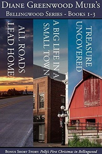 Free Bellingwood Boxed Set Books 1-3 Kindle Edition at Amazon