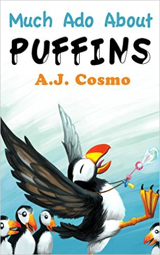 Free Much Ado About Puffins Kindle Edition at Amazon