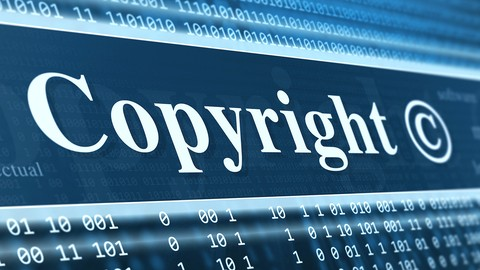 Free Udemy Course on Copyright Easily Explained