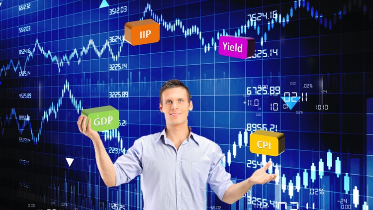 Free Udemy Course on Hacking Trading through a System of Economic Indicators