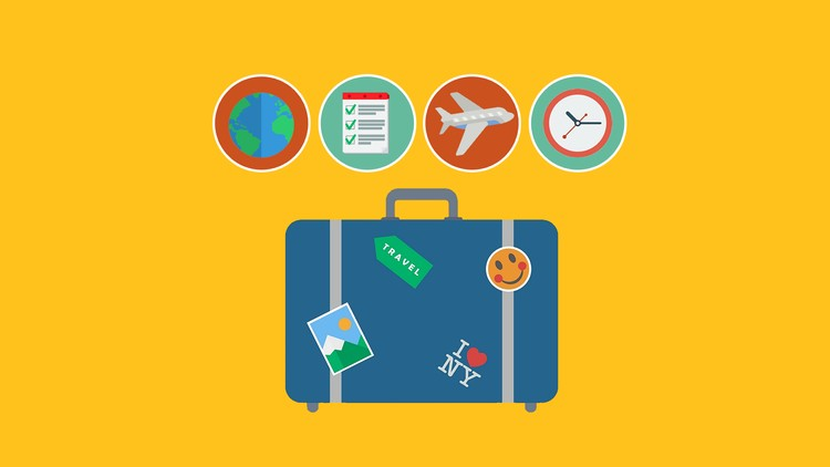 Free Udemy Course on Travel Hacking How To Travel The World For Cheap