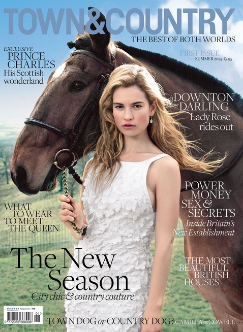 Get Town & Country Magazine for FREE!