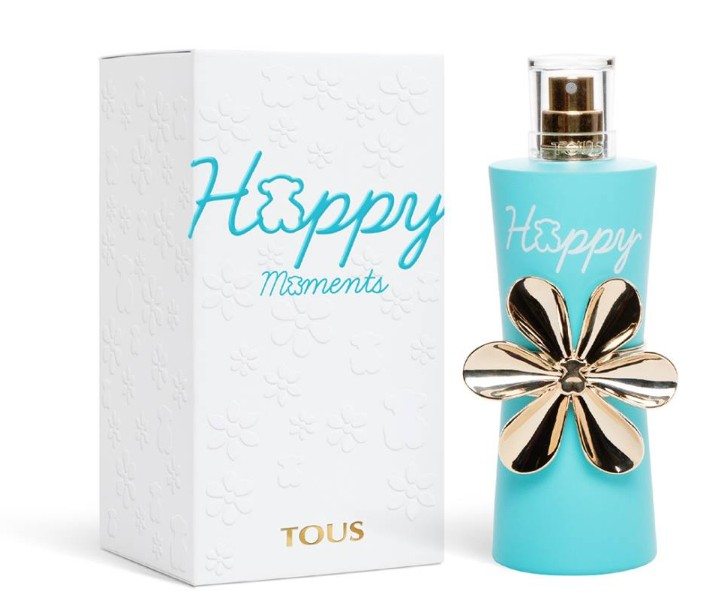 LIKE Sasa Singapore page & stand a chance to HAPPY MOMENTS, the new TOUS fragrance