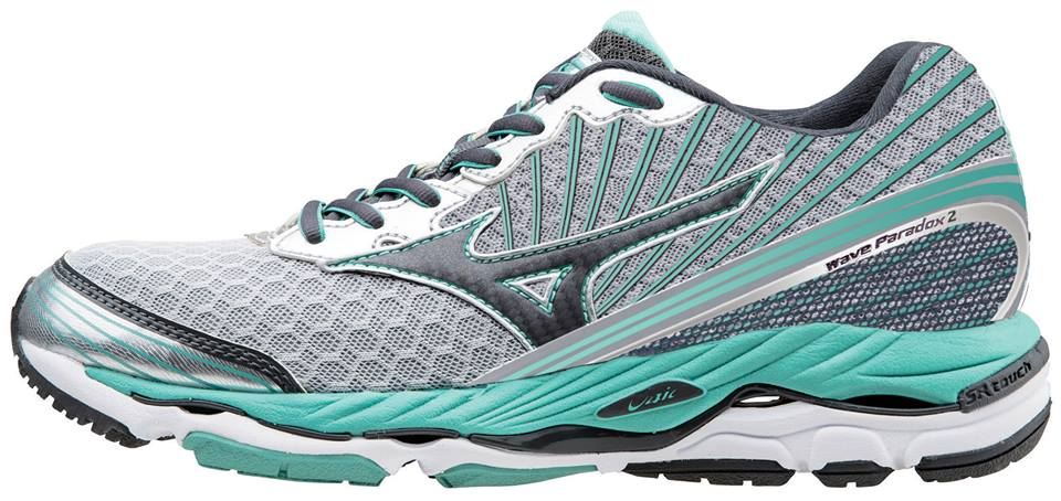 WIN! A pair of Mizuno Wave Paradox 2 shoes at Shape Singapore