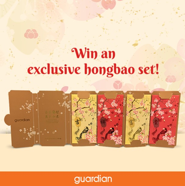 WIN EXCLUSIVE Guardian Hongbaos