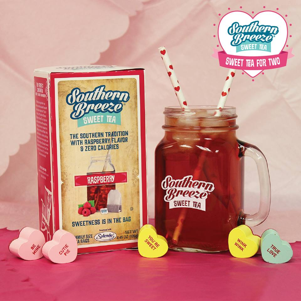 WIN Sweet Tea for Two that includes goodies from Sweet Tea Candle, QUEEN BEAD ESSENTIALS, and an $100 OpenTable gift card at Southern Breeze Sweet Tea