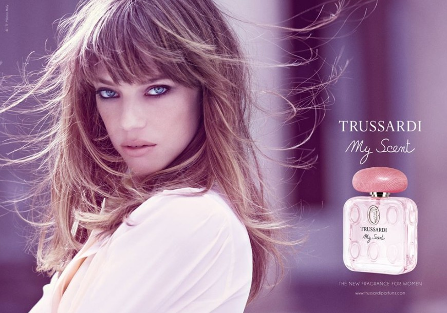 WIN Trussardi Blue Land & My Scent at SASA Singapore